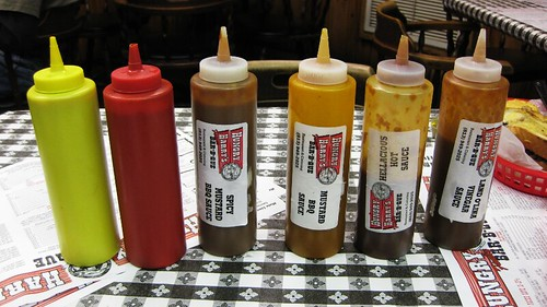 hungry harry's homemade sauces