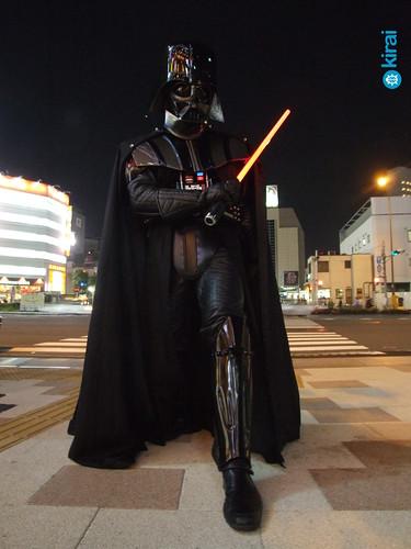 dannychoo darth vader darthvader starwars tokyo