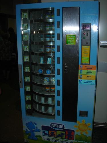 Maquina de potitos