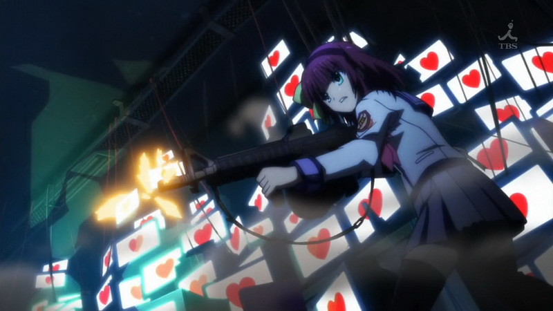Angel Beats! Episode 12 - 33