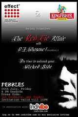 KINGFISHER & Effect present the Red Tie Affair