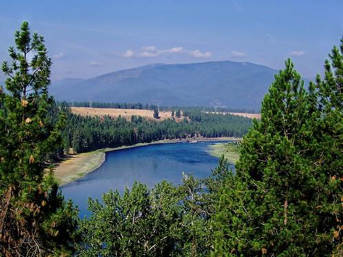 Clark's Fork River