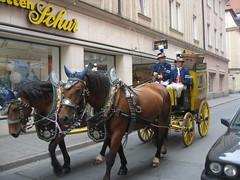 Sonntag Kutsche Thurn&Taxis