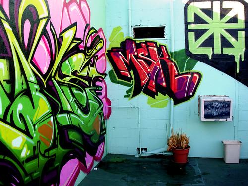Color Scheme Inspiration Graffiti Build Internet