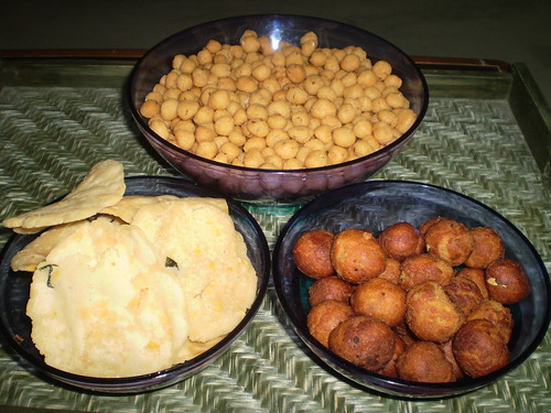 Srijayanthi( Krishna jayanthi or Janmashtami or Gokulashtami) and Recipes (2/6)