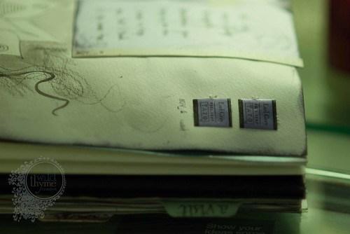 Earl Grey tea tags