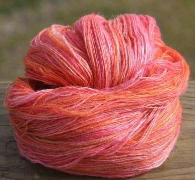 singles yarn
