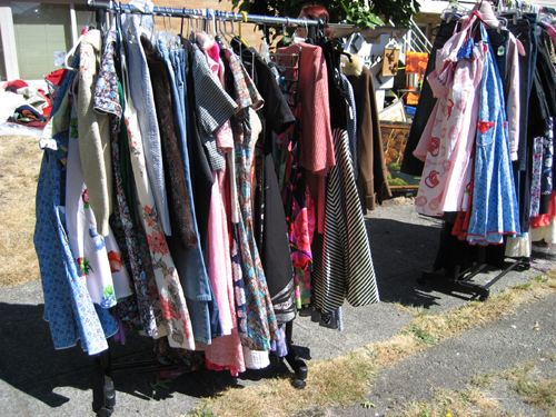 Friday vintage sale: clothes