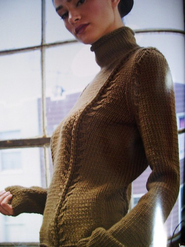 Corded Pullover