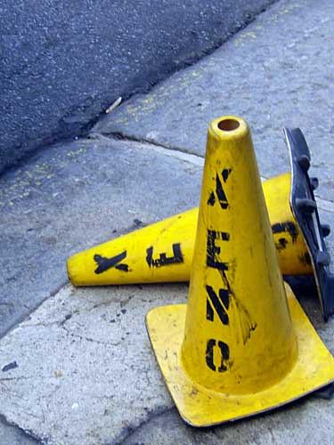 Two Cones - Tribeca