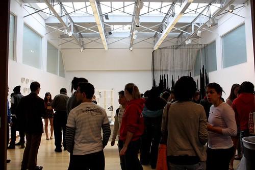 Senior Thesis Exhibition: Opening reception
