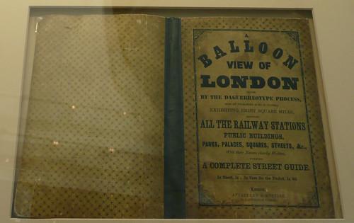 Balloon View of London