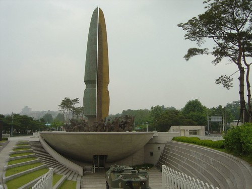 Seoul: Korean War Memorial and Museum