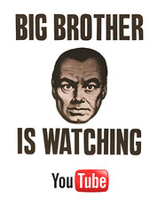 big brother is watching youtube