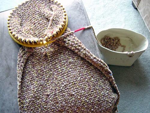 Bohemian Poncho needs yarn!