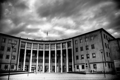 Plaza de Tribunales, Concepcion.