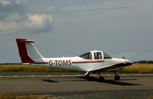 G-TOMS PA-38-112 Tomahawk (38-79A0453)