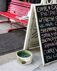 Let Them Eat Pie on Columbia Street