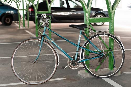 Bicicleta otoñal