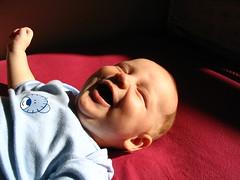 Happy baby Emeth