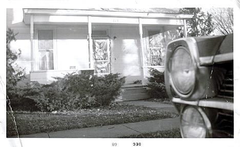 Station Wagon & Porch