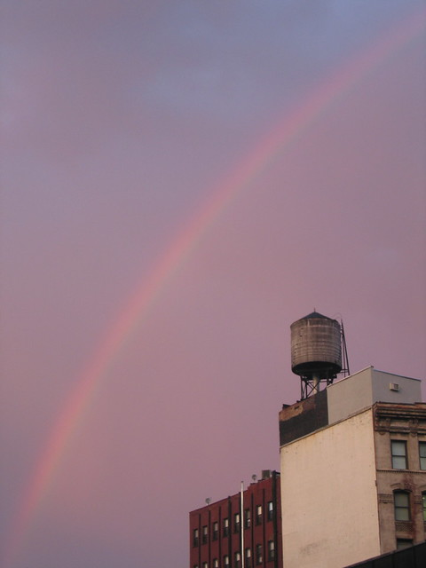NYC Rainbow
