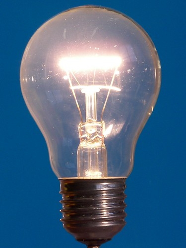 light bulb signal strength accelerated learning language hunting