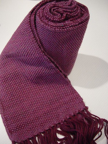 1st Woven Scarf