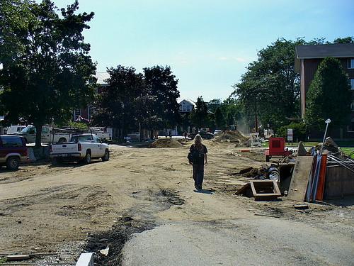 Still under (de)construction
