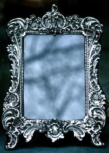 boston newbury street antique shop picture frame