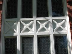 Congregational Church (1834 / 1888) - window d...