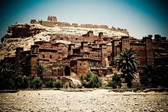 Rocking the Kasbah