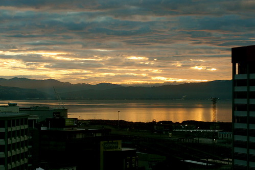 Wednesday: Amazing Dawn