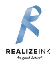 Realize Ink logo design