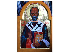 Icon of St. Nicholas of Myra