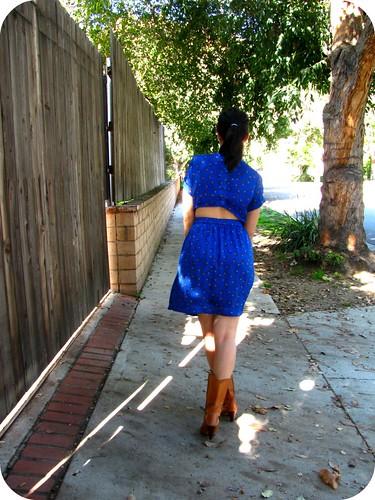 WARDROBE POST: AUTUMN BLUES