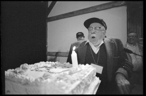 joe rosenthal birthday at Barnstorm