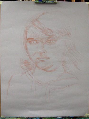 Portrait Course 2010-11-15 # 3