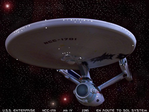 Enterprise - Between TWOK & TSFS