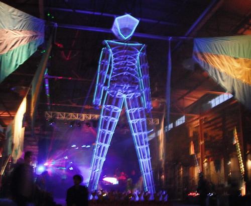 First Annual Burning Man Pre-Compression. San Francisco. June 19, 2010. 1