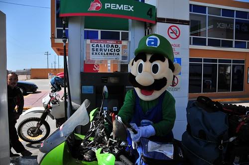 KLR 650 Bike Trip Mexico 39