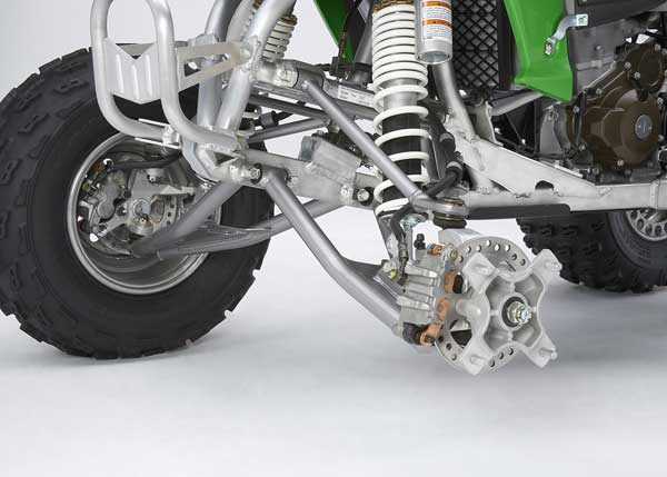 Kawasaki Kfx R