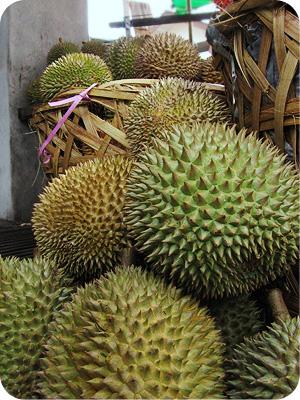 Durian basket