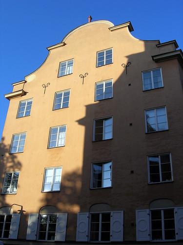 House in Falugatan, Stockholm 2.