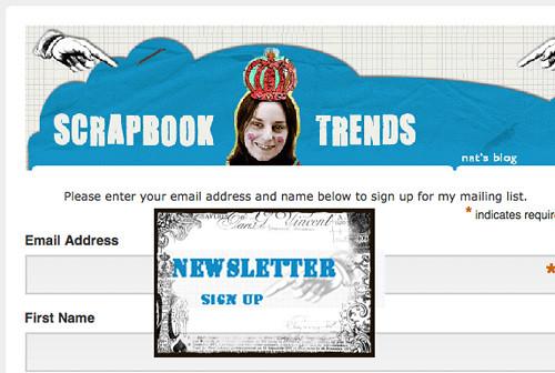 NewsletterSignupBlog