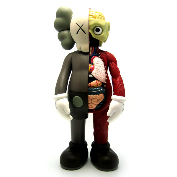 Original Fake Dissected Companion by KAWS