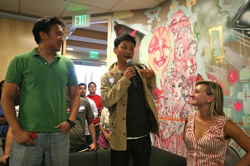 Mark Jen & Terry Chay