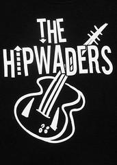 The Hipwaders t-shirt design