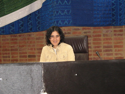 Me as constitutional court judge