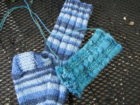 Socks of Shame